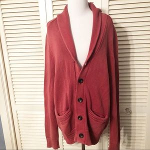 AEO | Oversized Prep Fit Sienna Cardigan Sweater